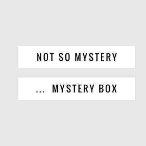 not so mystery | mystery box